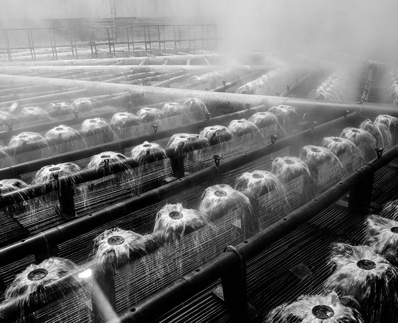 Wasseraufbereitung in der Wirtschaft